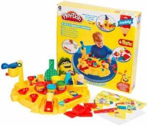 Play-Doh 36-delige Play-Doh 4 in 1 Creëer Tafel