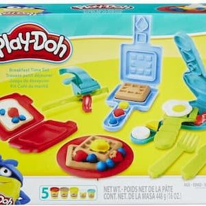 Play-Doh Kitchen Creations Ontbijtset – Klei