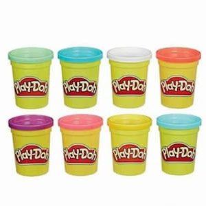 Play-Doh 8 kleuren potjes