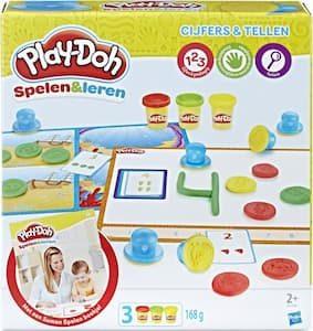 Play-Doh CIjfers en Tellen
