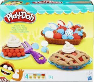 Play-Doh Cakejes en taartjes