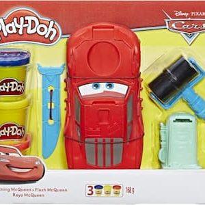 Play-Doh Cars Bliksem Mcqueen