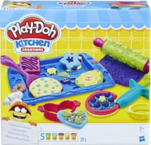 Play-Doh Cookiecreation