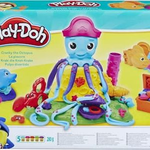 Play-Doh Cranky de Octopus