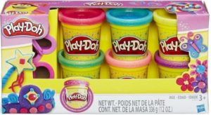 Play-Doh Glitters