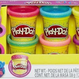 Play-Doh Glitters