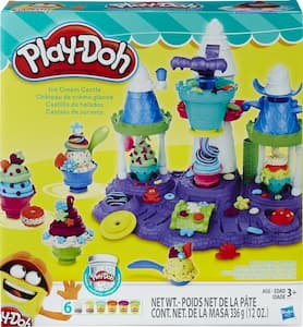 Play-Doh IJskasteel