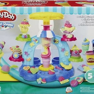 Play-Doh Ijsjes Set Swirl en Scoop Ice Cream