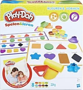 Play-Doh Kleuren en vormen