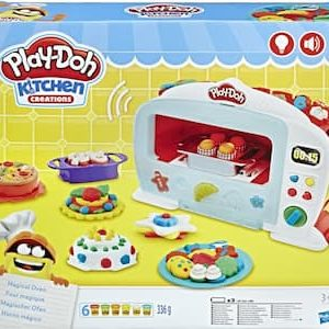 Play-Doh Magische Oven