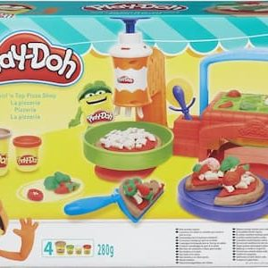 Play-Doh Pizzeria
