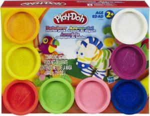 Play-Doh Regenboog 8 pack