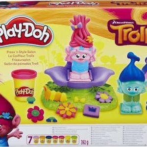 Play-Doh Trolls kapsalon