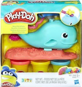 Play-Doh Wallie de Walvis